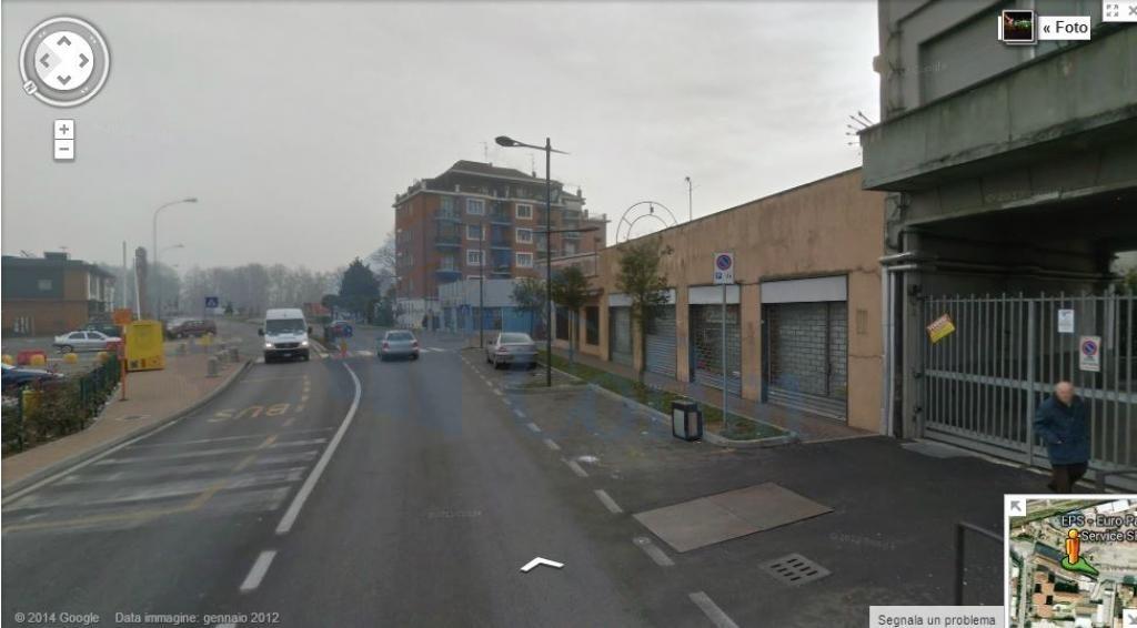 Negozio area commerciale a  Novegro (Segrate) - in Affitto - 2