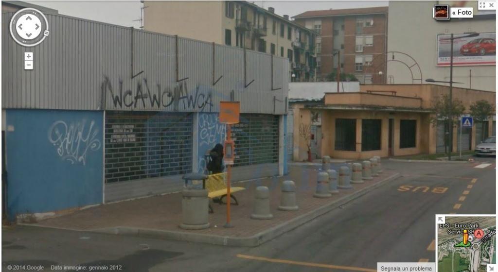 Negozio area commerciale a  Novegro (Segrate) - in Affitto - 5