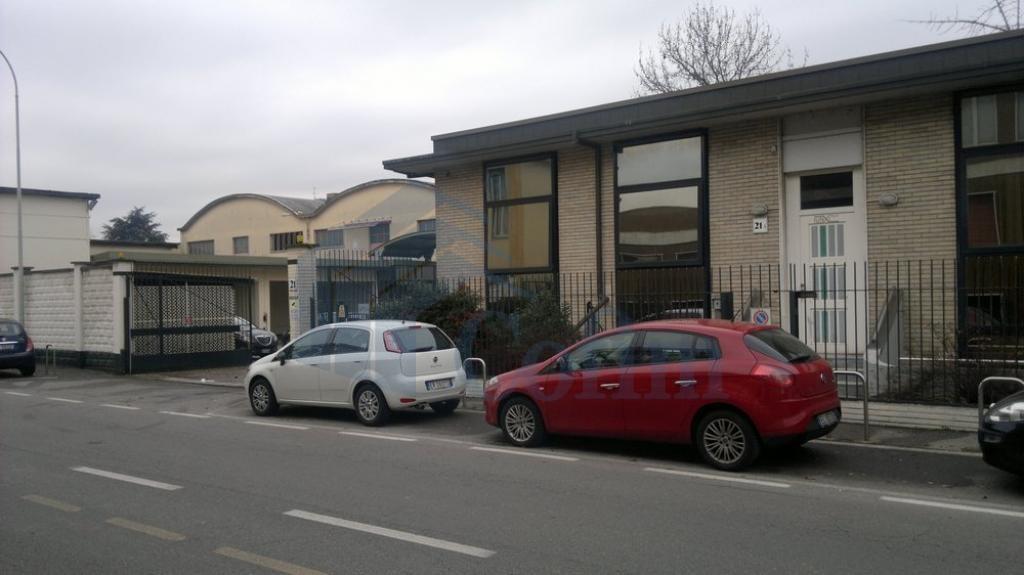 Ufficio vicino all'Aereoporto a  Novegro (Segrate) - in Affitto - 1