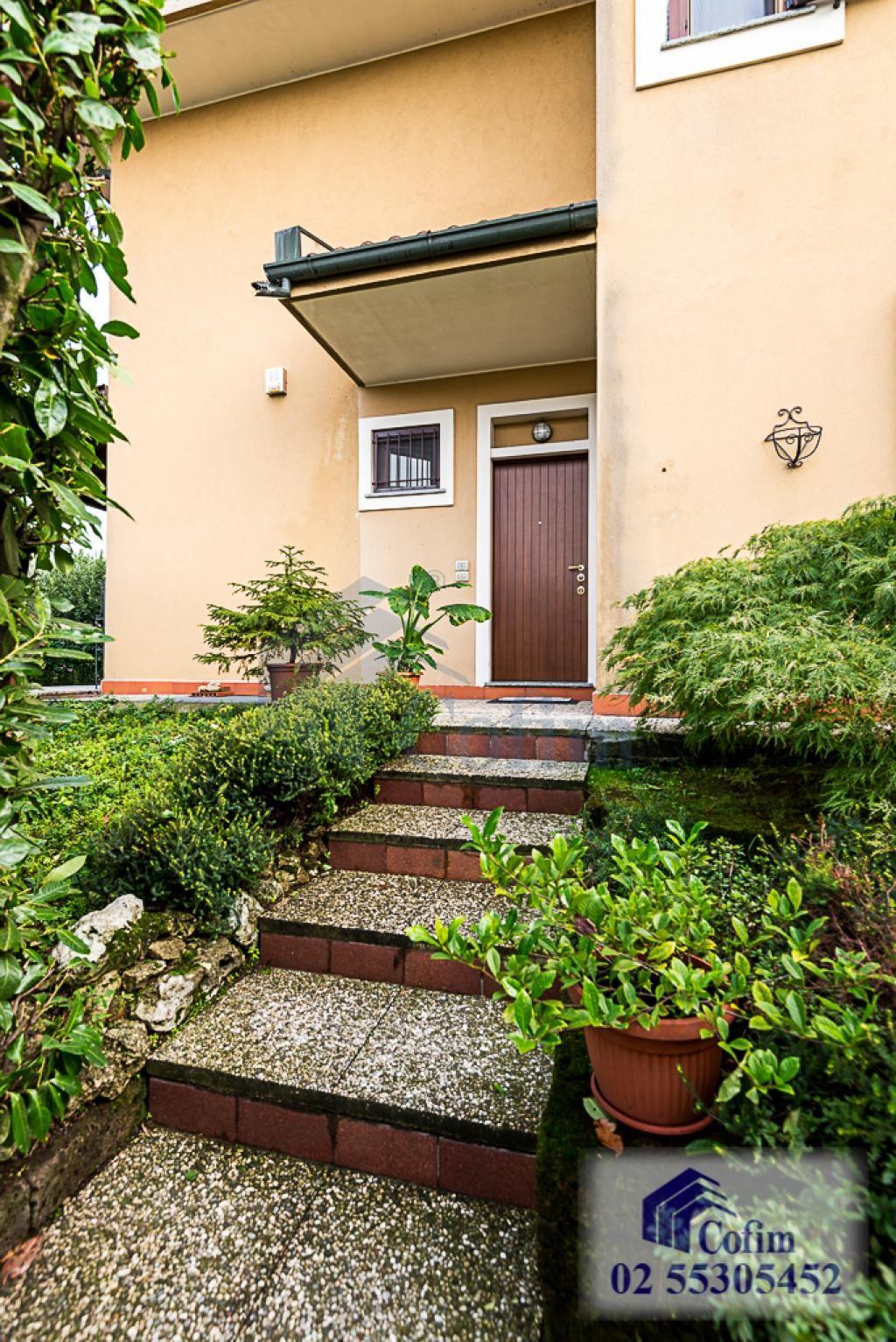 Villa a schiera con giardino su tre lati a  Zelo Foramagno (Peschiera Borromeo) - in Vendita - 3