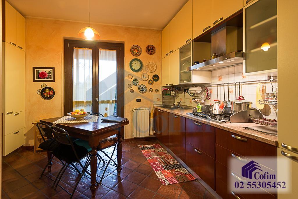 Villa a schiera con giardino su tre lati a  Zelo Foramagno (Peschiera Borromeo) in Vendita - 5