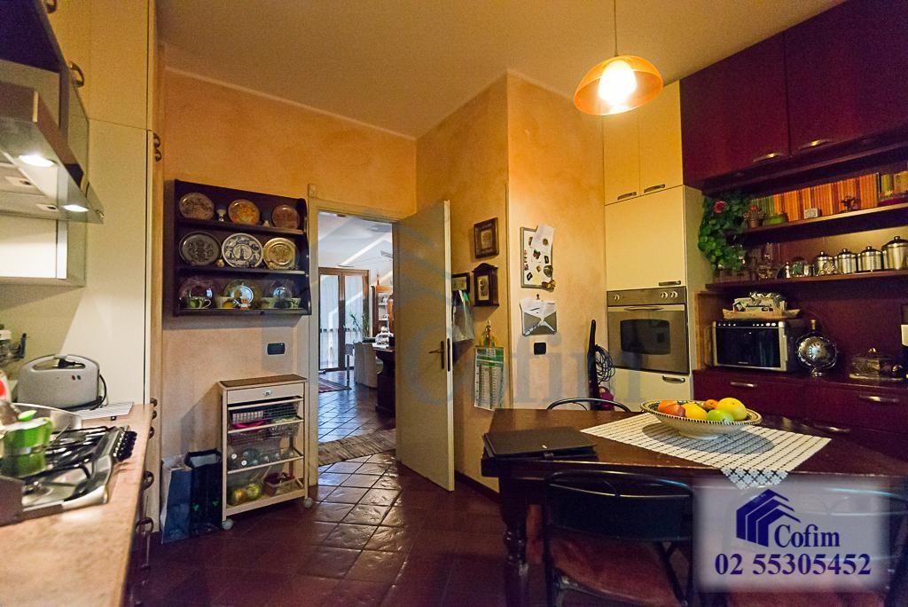 Villa a schiera con giardino su tre lati a  Zelo Foramagno (Peschiera Borromeo) in Vendita - 6