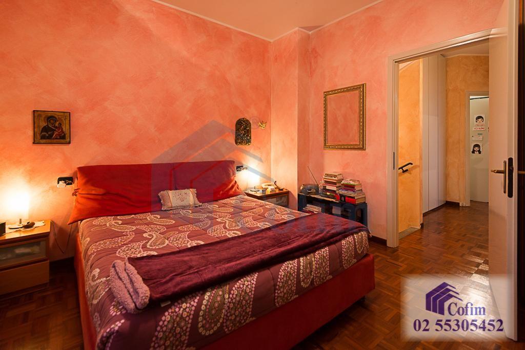 Villa a schiera con giardino su tre lati a  Zelo Foramagno (Peschiera Borromeo) - in Vendita - 15