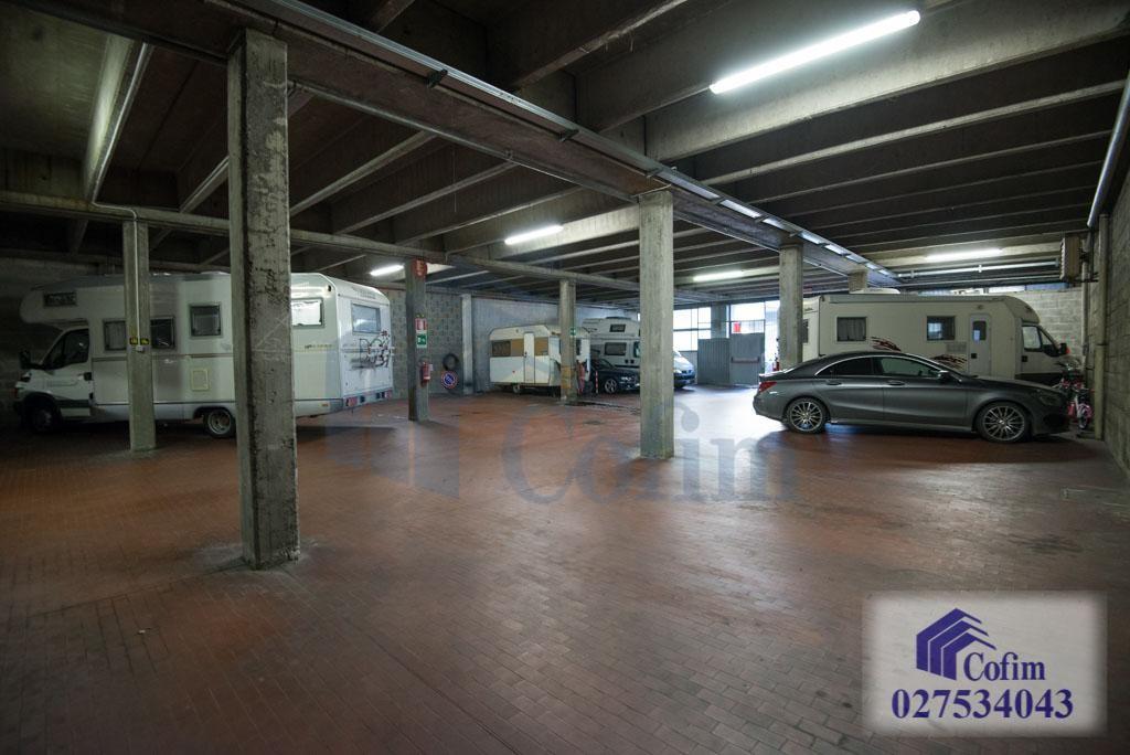 Posto auto  e moto in  San Felice (Segrate) - in Affitto - 8
