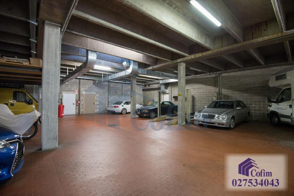 Posto auto  e moto in  San Felice (Segrate) - in Affitto - 9