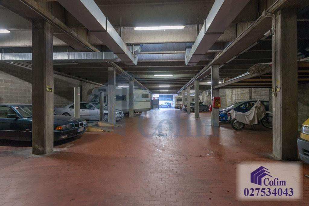 Posto auto  e moto in  San Felice (Segrate) - in Affitto - 5