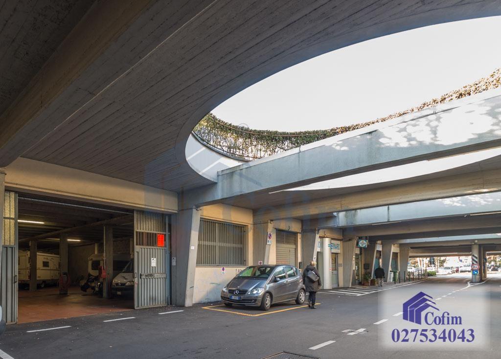 Posto auto  e moto in  San Felice (Segrate) - in Affitto - 2