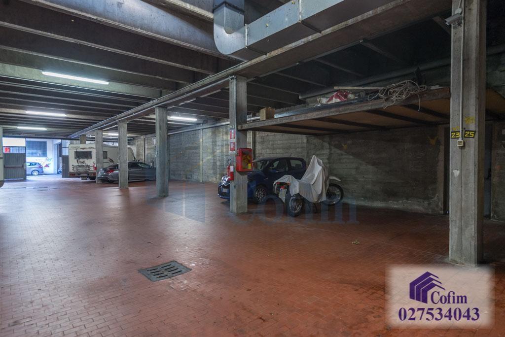 Posto auto  e moto in  San Felice (Segrate) - in Affitto - 10