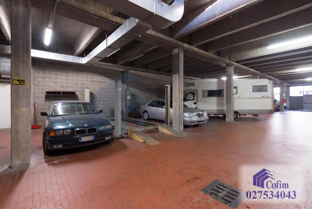 Posto auto  e moto in  San Felice (Segrate) - in Affitto - 11