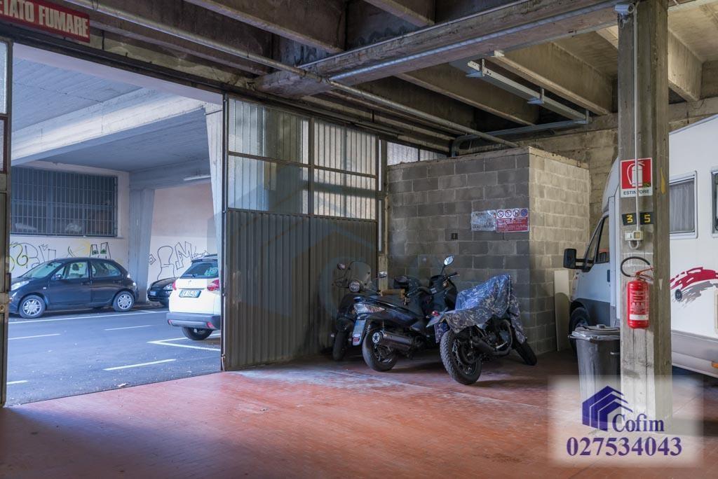 Box/Garage per auto e moto a  San Felice (Segrate) Affitto in Esclusiva - 12
