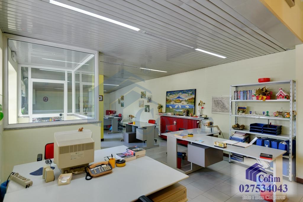 Ufficio particolare open space in  San Felice (Segrate) Affitto in Esclusiva - 3
