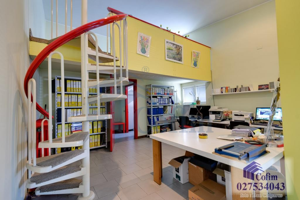 Ufficio particolare open space in  San Felice (Segrate) Affitto in Esclusiva - 6