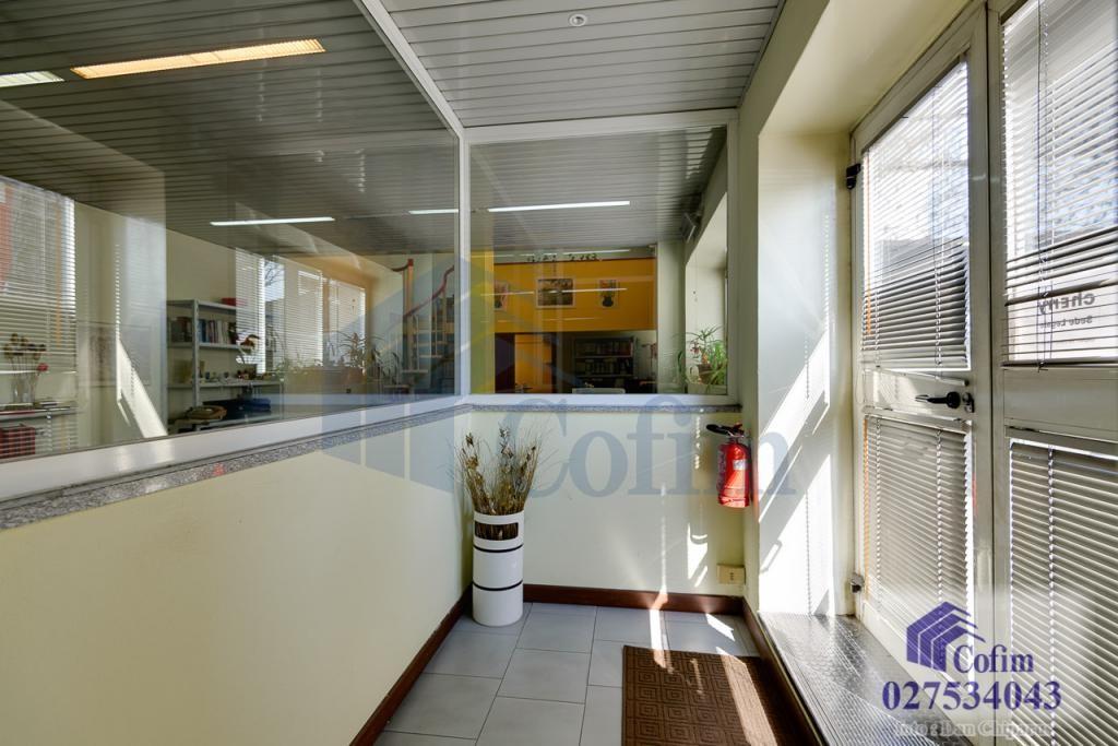 Ufficio particolare open space in  San Felice (Segrate) Affitto in Esclusiva - 2