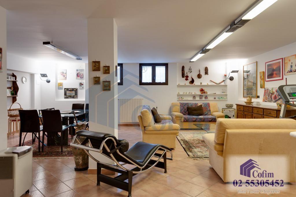 Villa a schiera completamente ristrutturata di recente Paullo - in Vendita - 17