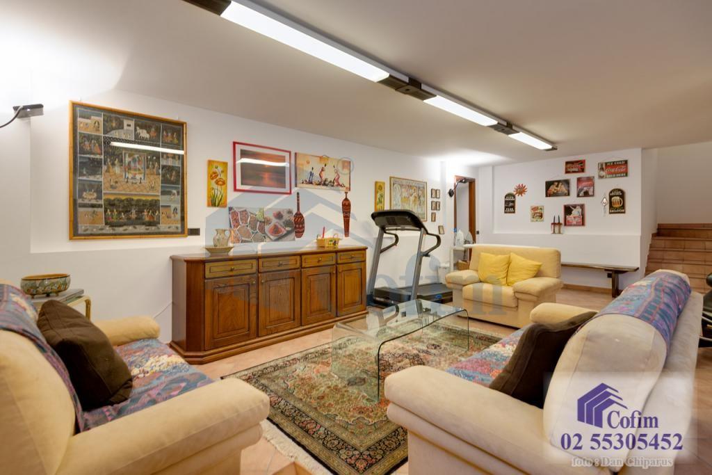 Villa a schiera completamente ristrutturata di recente Paullo - in Vendita - 18