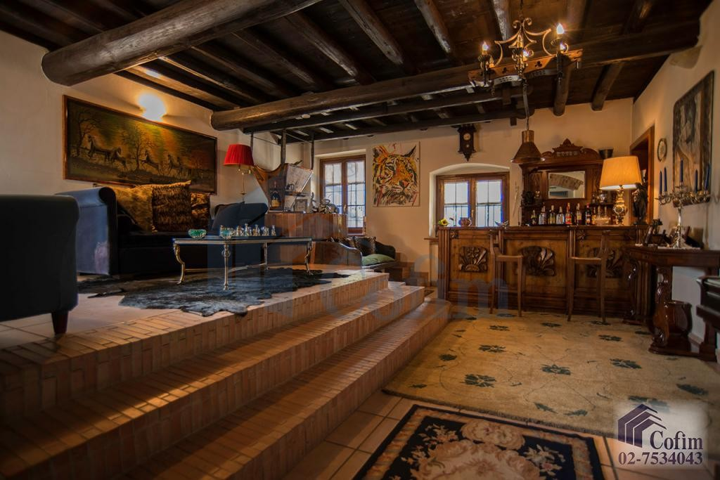 Casa indipendente in storico Mulino San Lorenzo (Parabiago) ...