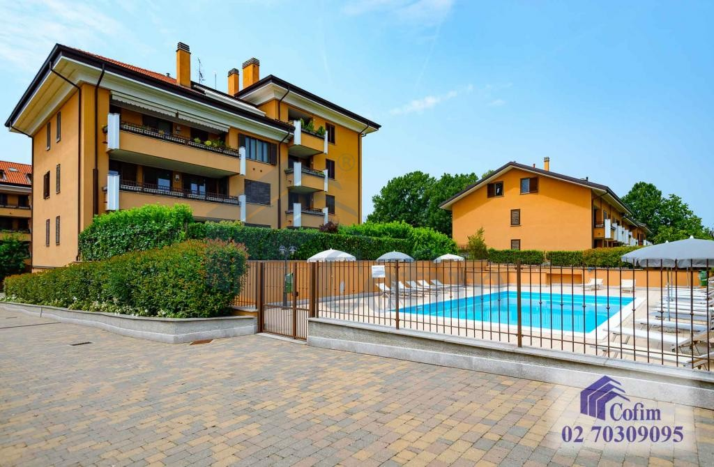 Trilocale in complesso residenziale con piscina a  San Bovio (Peschiera Borromeo) - in Affitto - 10