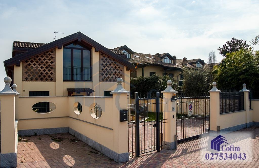 Trilocale esclusivo e di grande fascino  Residenza Longhignana (Peschiera Borromeo) Affitto in Esclusiva - 12