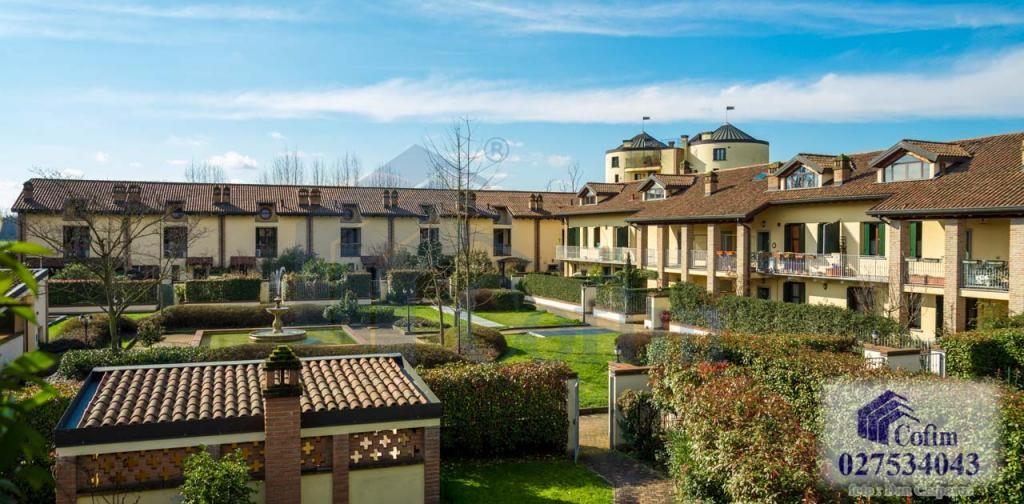 Bilocale ampio nella  Residenza Longhignana (Peschiera Borromeo) Affitto in Esclusiva - 11