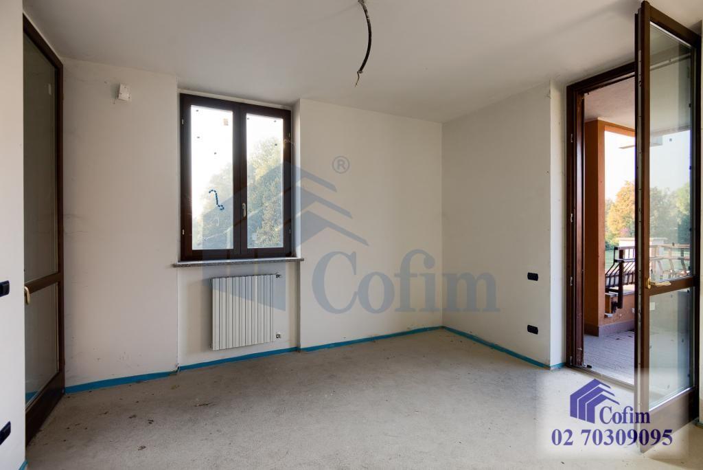 Trilocale ampio e luminoso in nuova costruzione a   San Bovio (Peschiera Borromeo) - in Vendita - 2