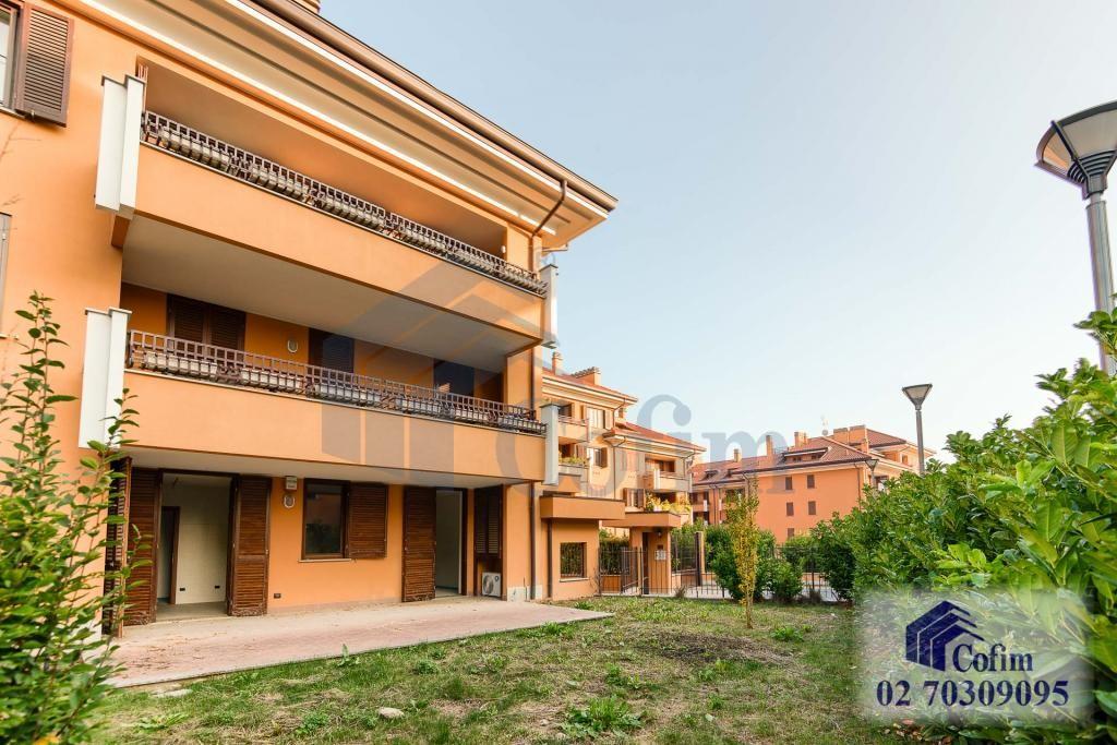 Bilocale ampio con giardino in nuova costruzione a  San Bovio (Peschiera Borromeo) - in Vendita - 1