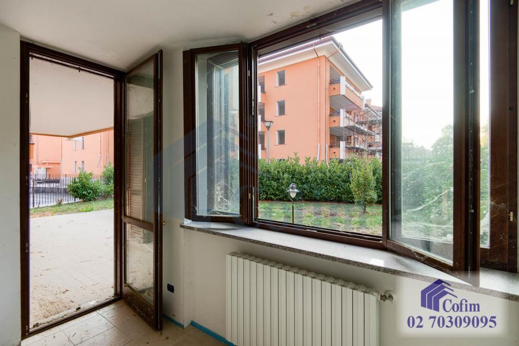 Bilocale ampio con giardino in nuova costruzione a  San Bovio (Peschiera Borromeo) - in Vendita - 3