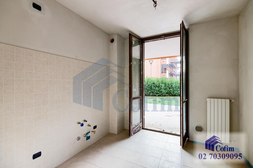 Bilocale ampio con giardino in nuova costruzione a  San Bovio (Peschiera Borromeo) - in Vendita - 6