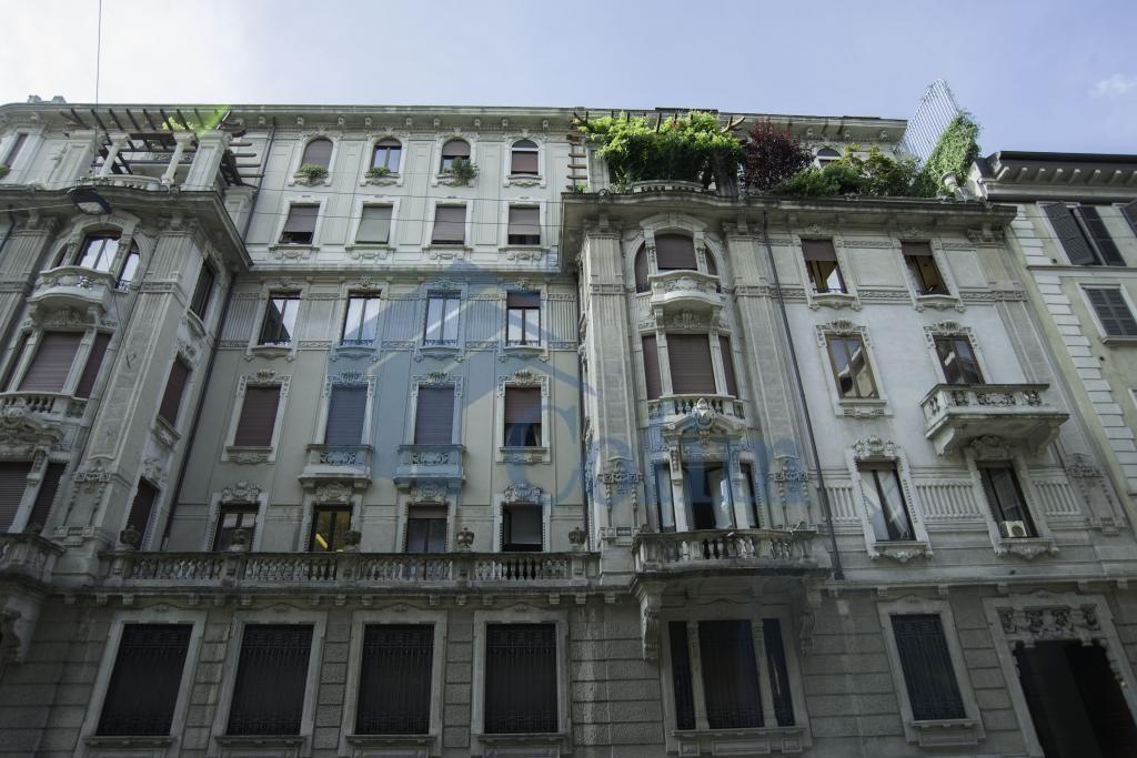 6 Locali prestigioso  Milano (Moscova) Affitto in Esclusiva - 36