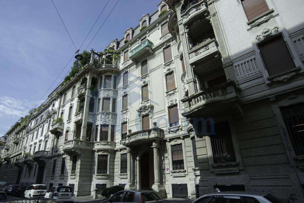6 Locali prestigioso  Milano (Moscova) Affitto in Esclusiva - 39