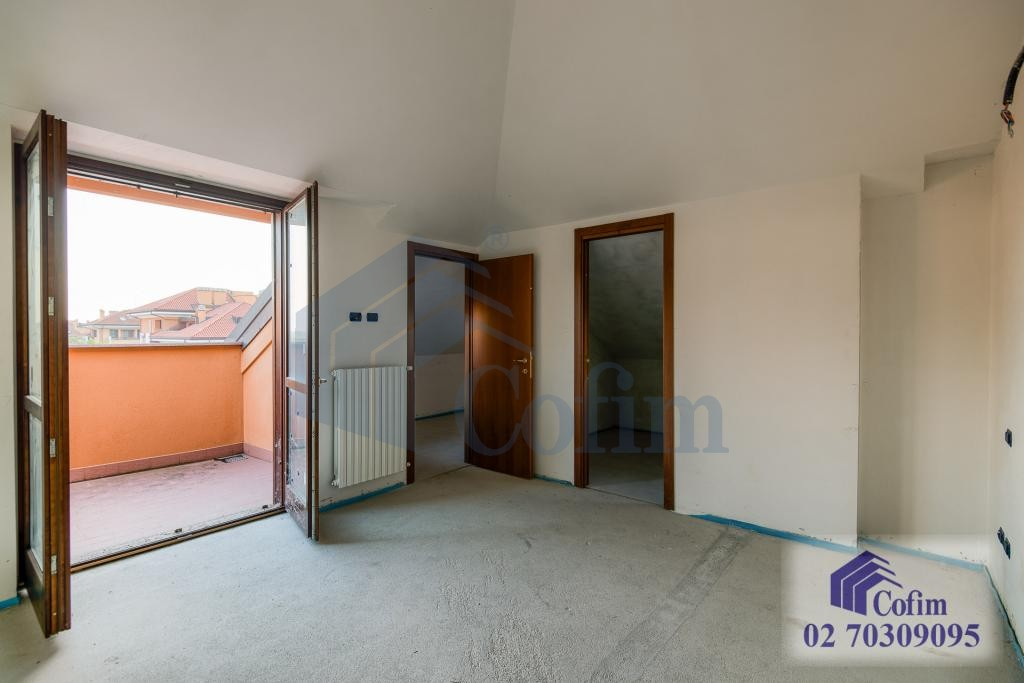 Trilocale mansardato in  San Bovio (Peschiera Borromeo) - in Vendita - 10