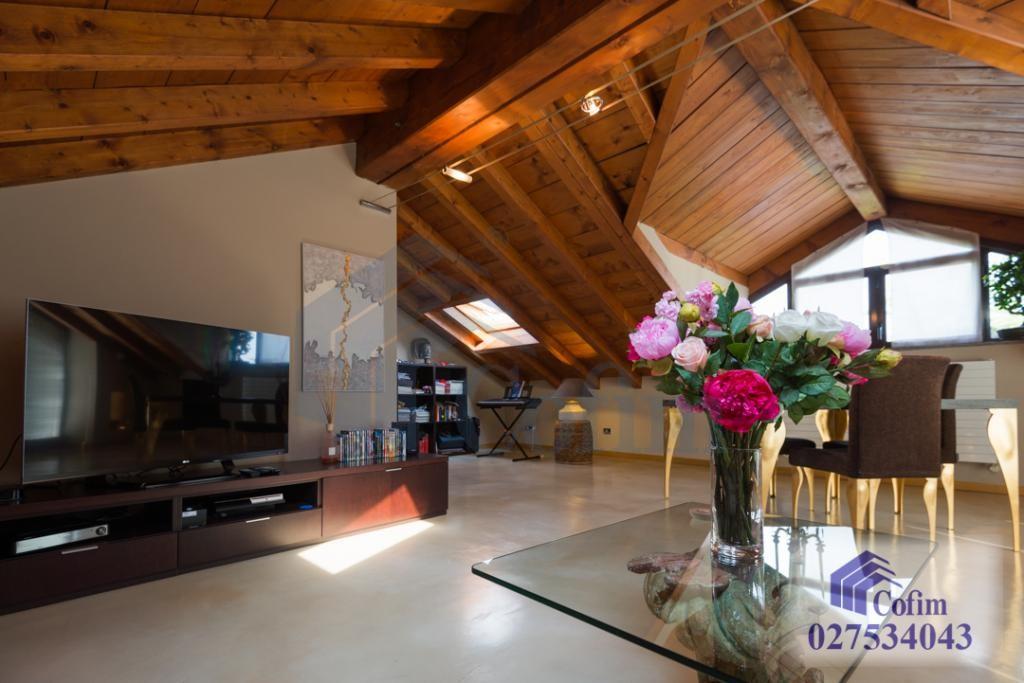 Mansarda particolare nella  Residenza Longhignana (Peschiera Borromeo) Affitto in Esclusiva - 6