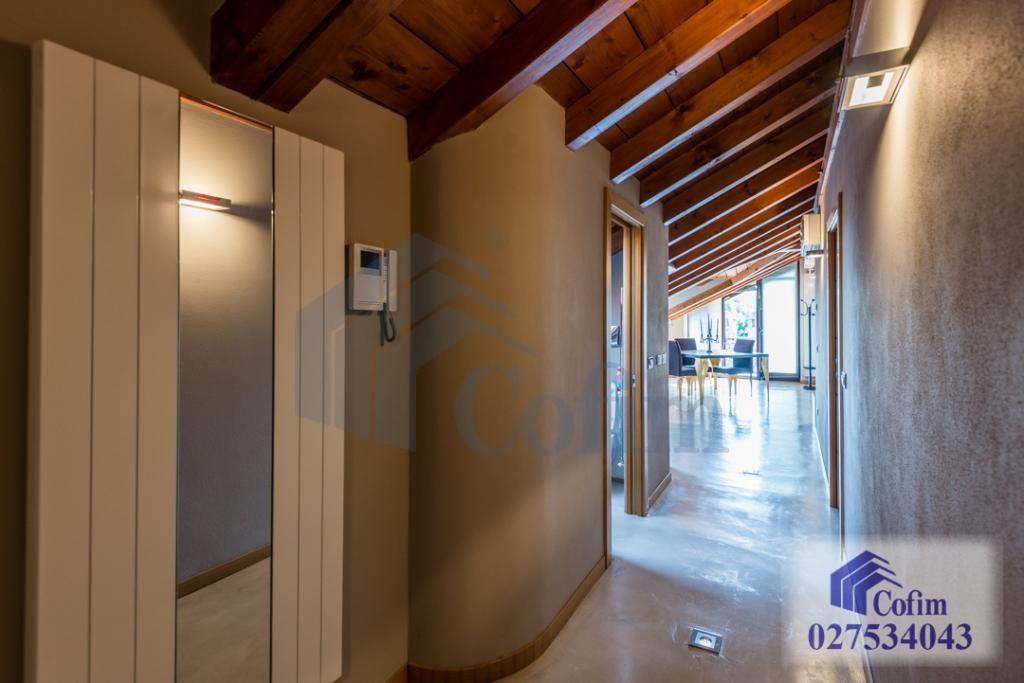 Mansarda particolare nella  Residenza Longhignana (Peschiera Borromeo) Affitto in Esclusiva - 7