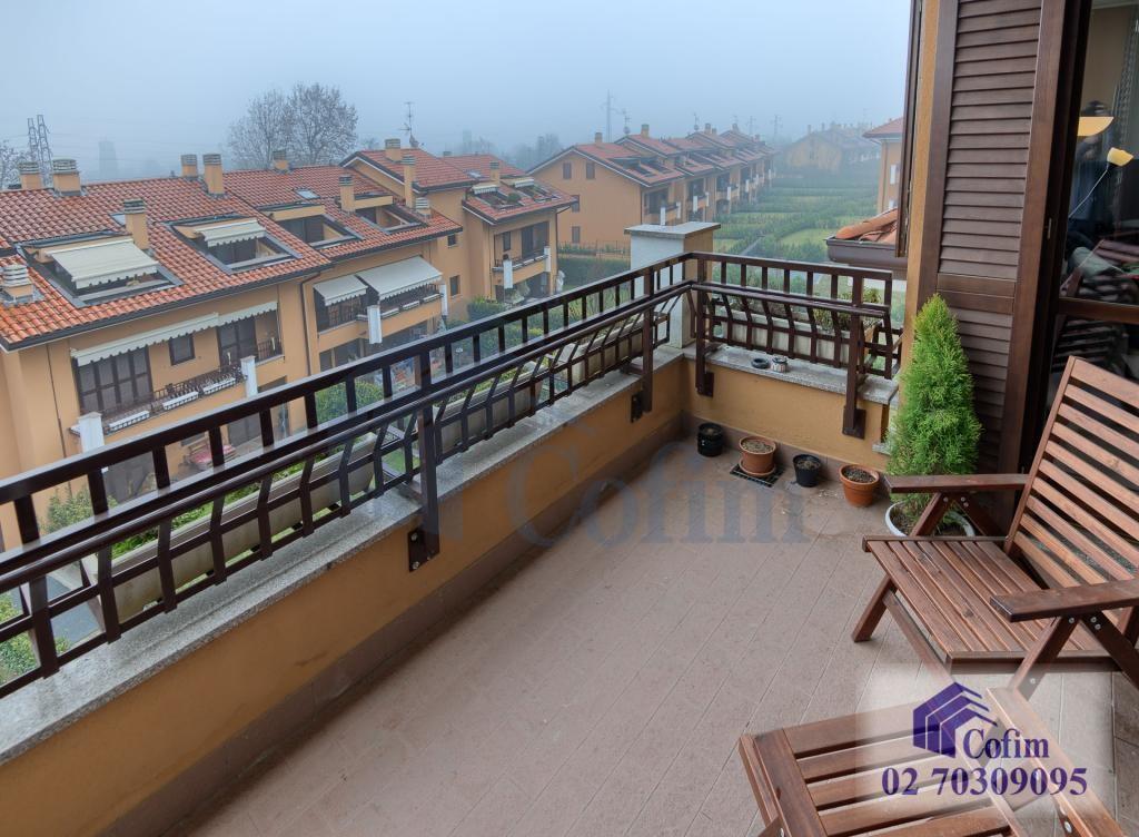 Monolocale ampio mansardato in  San Bovio (Peschiera Borromeo) - in Vendita - 5