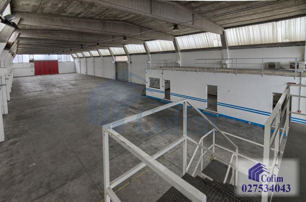 Capannone + Uffici ottimo stato  Millepini (Rodano) - in Affitto - 13