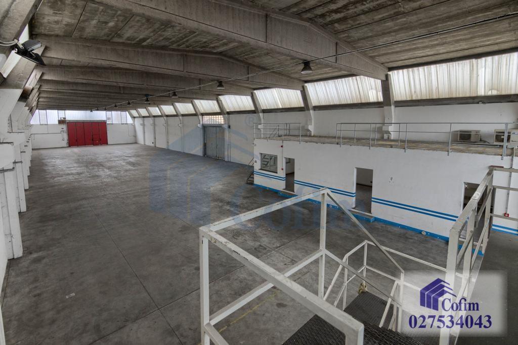 Capannone + Uffici ottimo stato  Millepini (Rodano) - in Affitto - 15