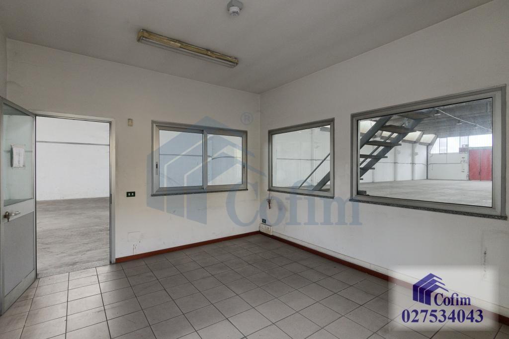 Capannone + Uffici ottimo stato  Millepini (Rodano) - in Affitto - 22
