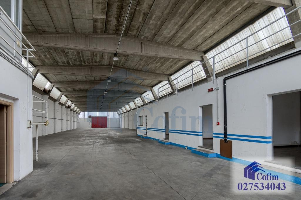 Capannone + Uffici ottimo stato  Millepini (Rodano) - in Affitto - 1