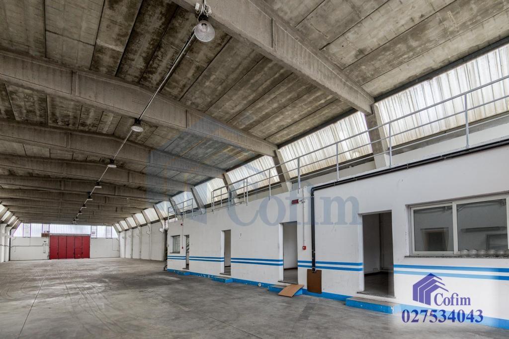 Capannone + Uffici ottimo stato in  Millepini (Rodano) - in Affitto - 13