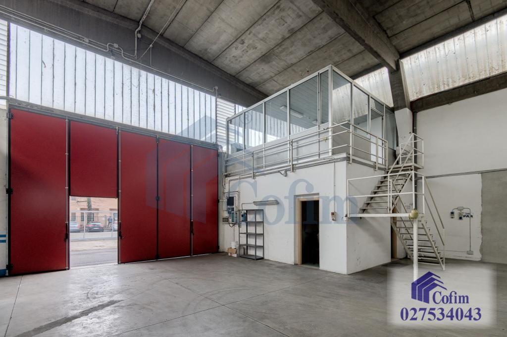 Capannone + Uffici ottimo stato in  Millepini (Rodano) - in Affitto - 14