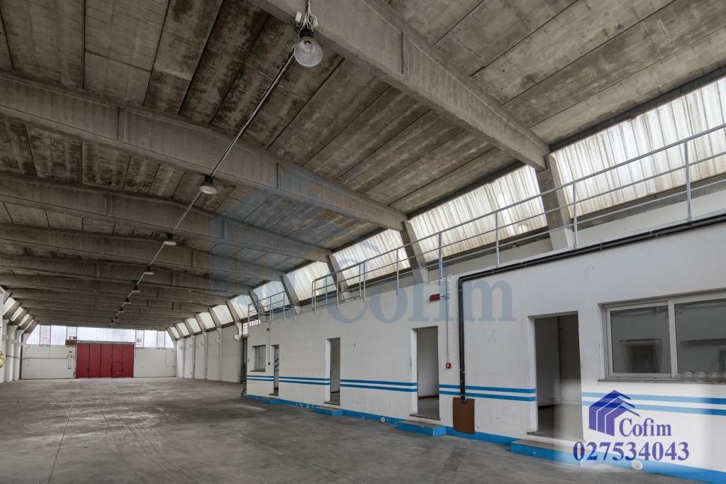 Capannone + Uffici ottimo stato in  Millepini (Rodano) - in Affitto - 15