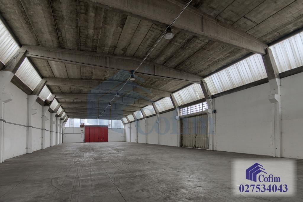 Capannone + Uffici ottimo stato in  Millepini (Rodano) - in Affitto - 23