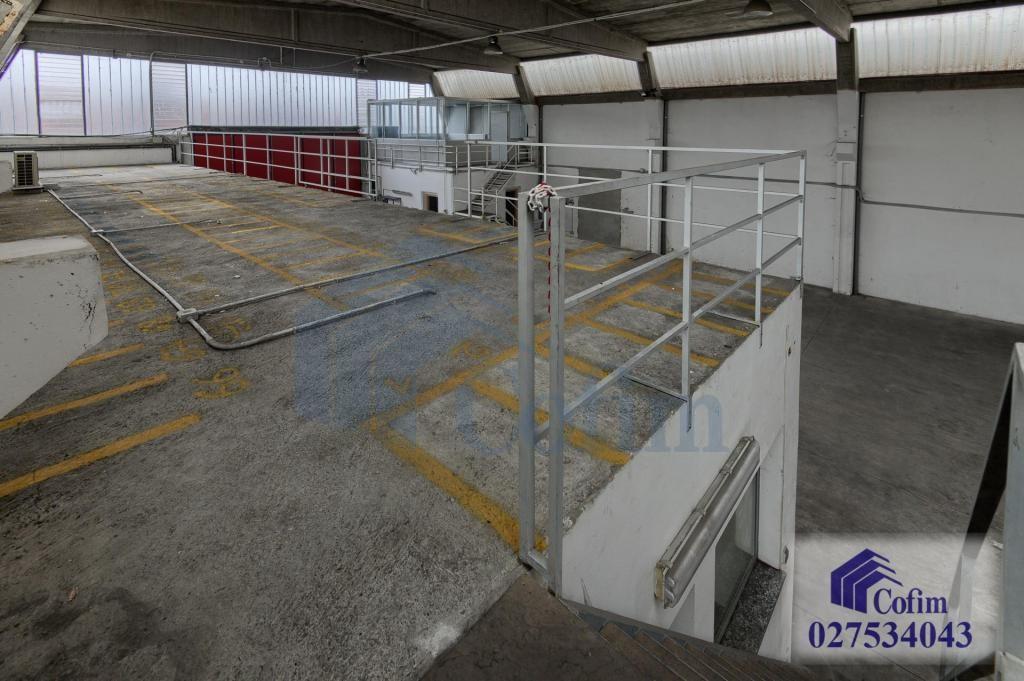 Capannone + Uffici ottimo stato in  Millepini (Rodano) - in Affitto - 25