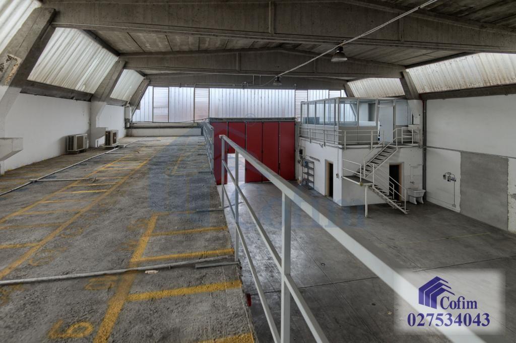 Capannone + Uffici ottimo stato in  Millepini (Rodano) - in Affitto - 26