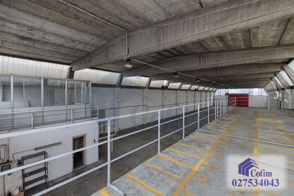 Capannone + Uffici ottimo stato in  Millepini (Rodano) - in Affitto - 28