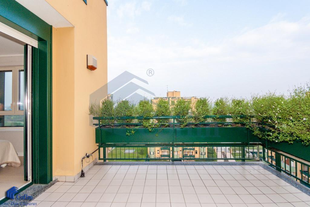 Attico prestigioso mq.300 alle Residenze Malaspina adiacente  San Felice (Segrate) - in Affitto - 21