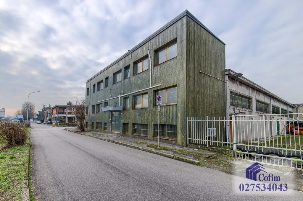 Ufficio con eventuale abitazione   Canzo (Peschiera Borromeo) - in Affitto - 3