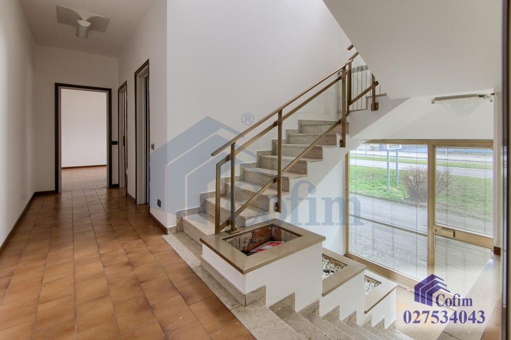 Ufficio con eventuale abitazione   Canzo (Peschiera Borromeo) - in Affitto - 5