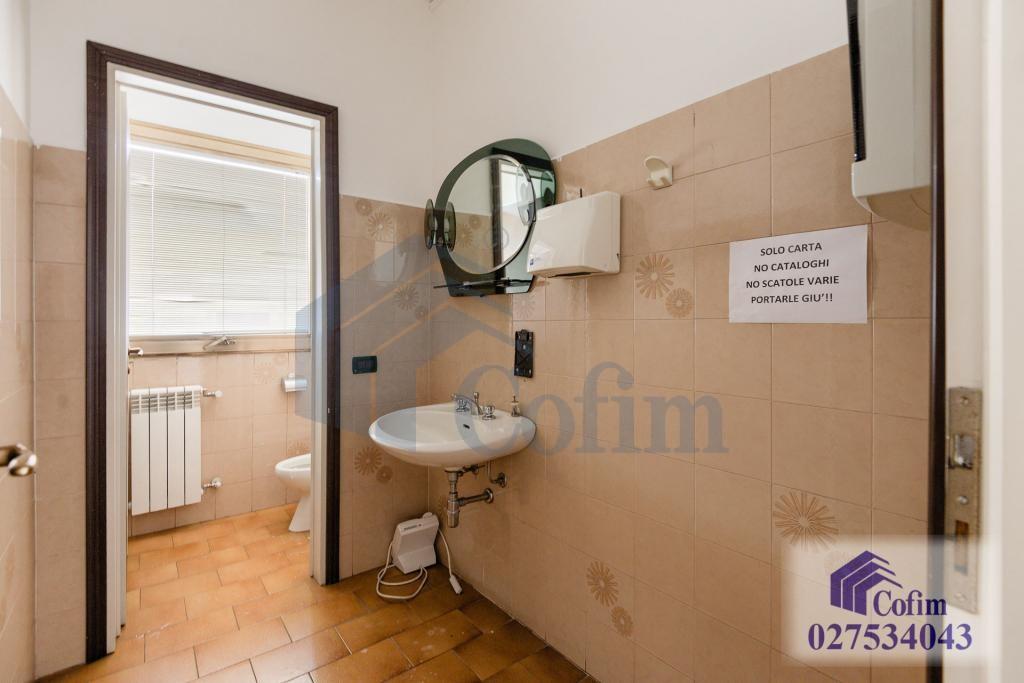 Ufficio con eventuale abitazione   Canzo (Peschiera Borromeo) Affitto in Esclusiva - 6