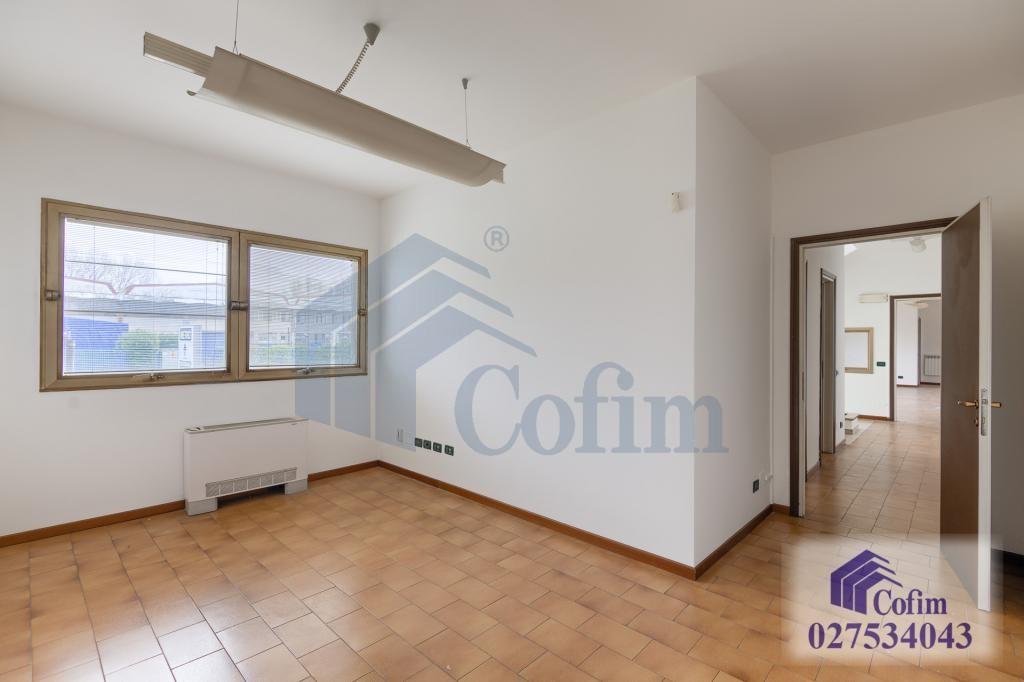 Ufficio con eventuale abitazione   Canzo (Peschiera Borromeo) Affitto in Esclusiva - 8