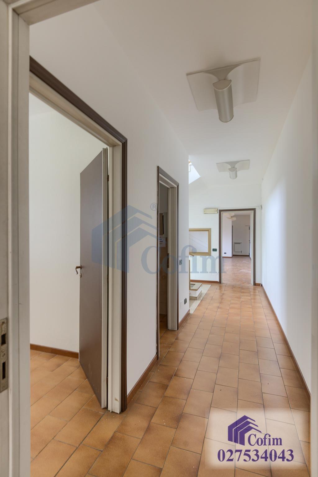 Ufficio con eventuale abitazione   Canzo (Peschiera Borromeo) Affitto in Esclusiva - 9